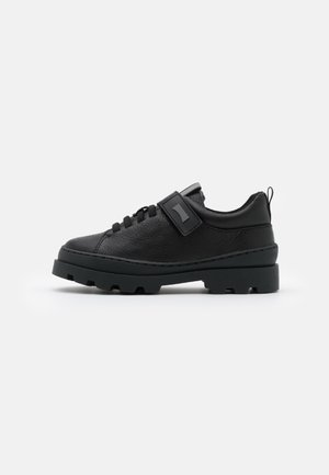 BRUTUS KIDS - Touch-strap shoes - black