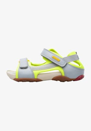 Walking sandals - multicolor