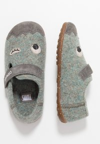 Camper - TWS KIDS - Slippers - grey - 0