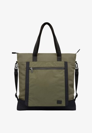 Bolso shopping - green