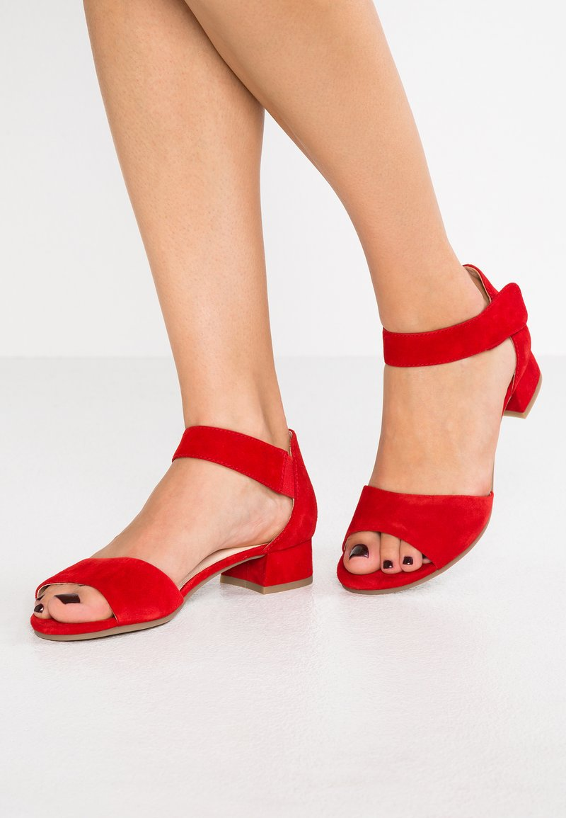 Caprice - Sandals - red