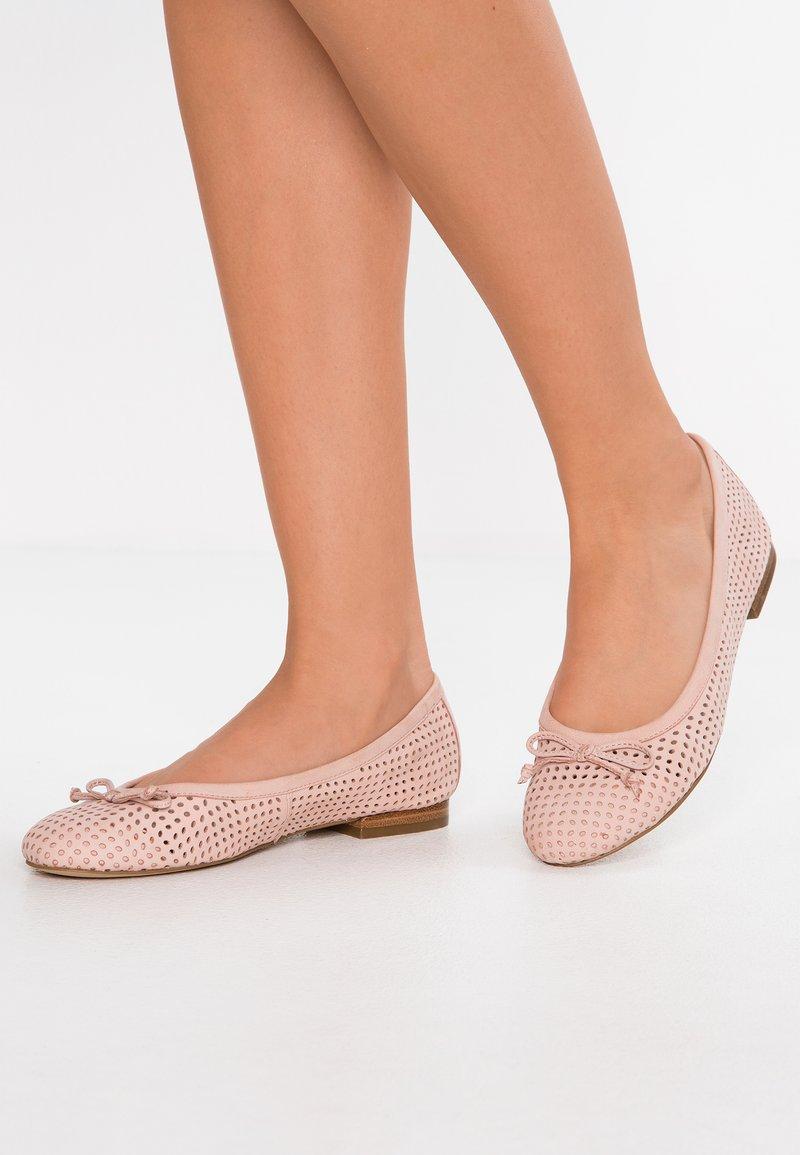 Caprice - Ballet pumps - rose