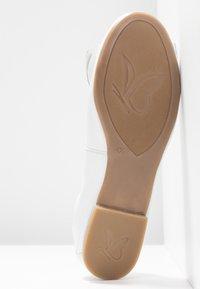 Caprice - Ballet pumps - white - 6