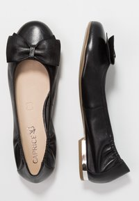 Caprice - Ballet pumps - black - 3