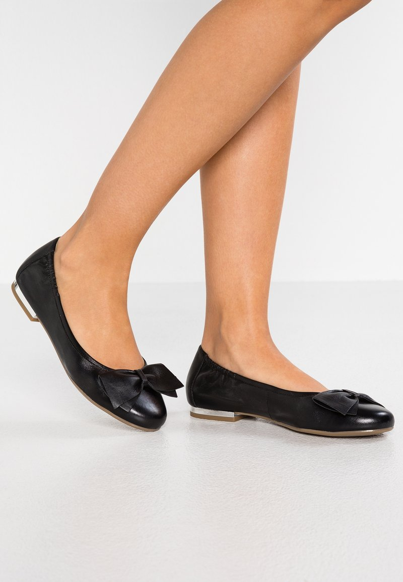 Caprice - Ballet pumps - black