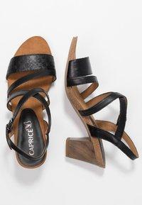 Caprice - Sandales - black - 3