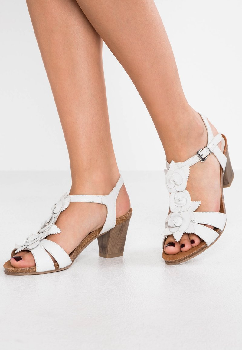 Caprice - Sandals - offwhite