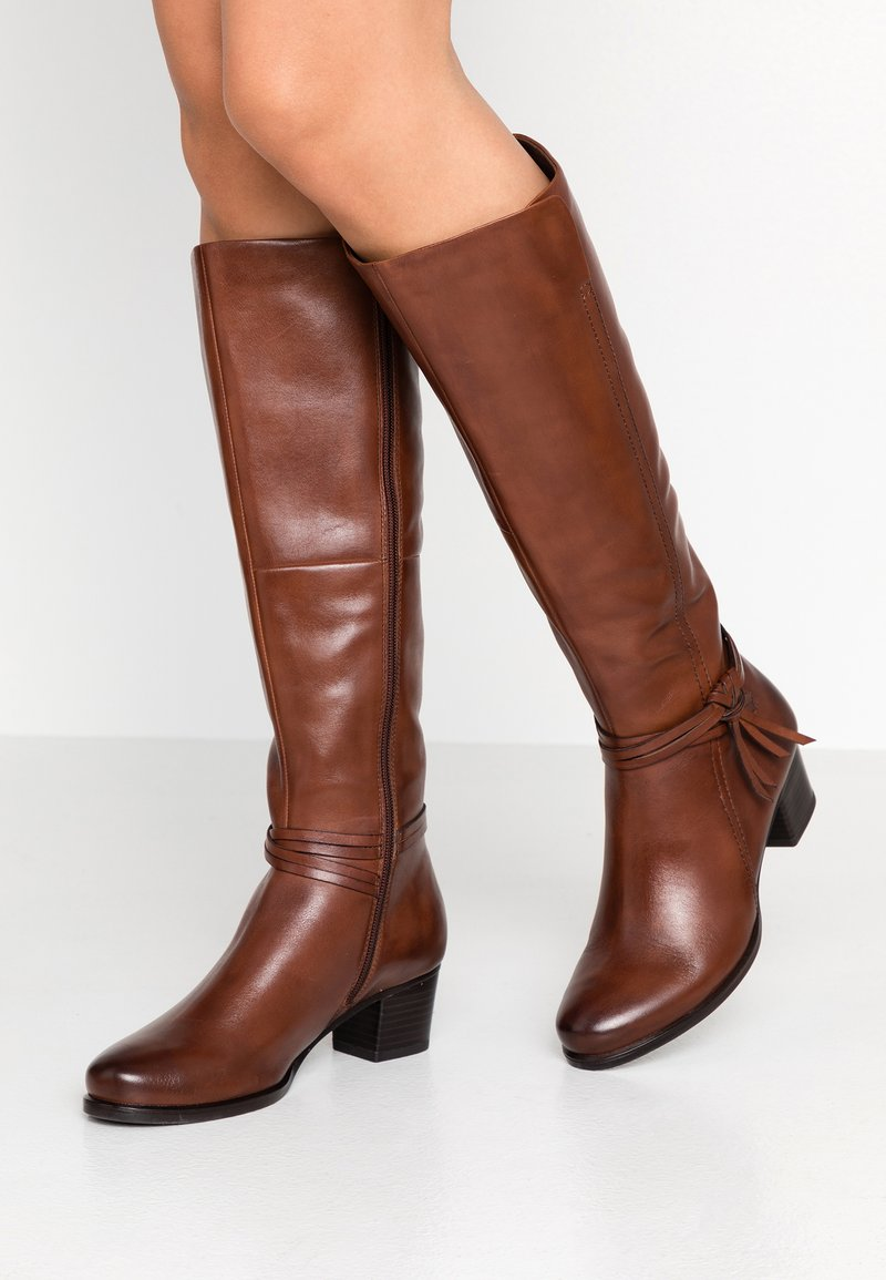 Caprice - Boots - cognac