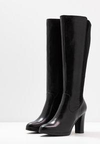 Caprice - Boots med høye hæler - black - 4
