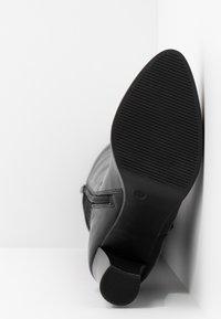 Caprice - Boots med høye hæler - black - 6