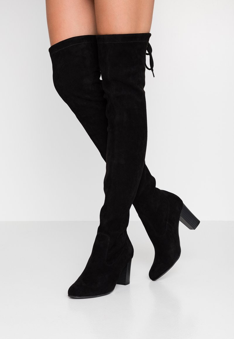 Caprice - Over-the-knee boots - black