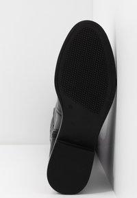 Caprice - Vysoká obuv - black - 6