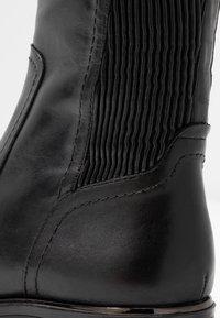 Caprice - Vysoká obuv - black - 2