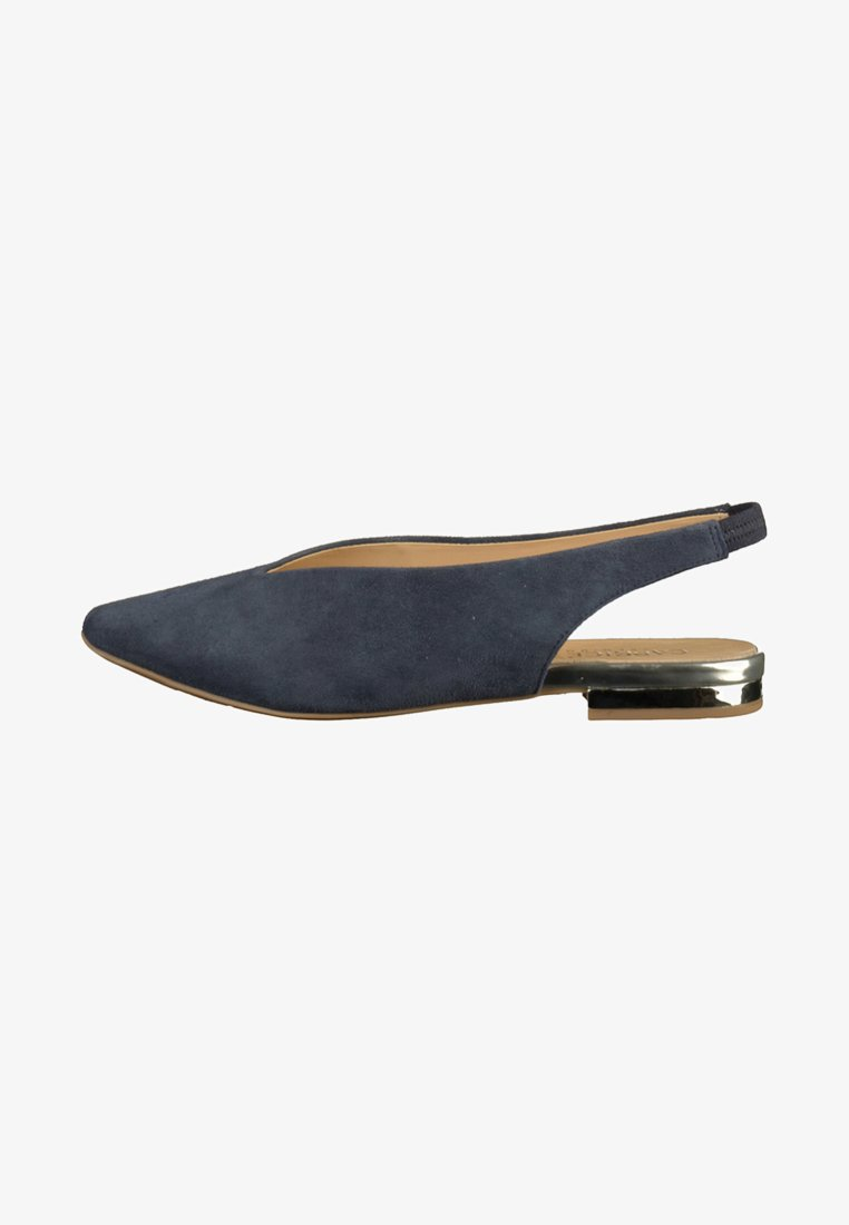 Caprice - Ballet pumps - blue