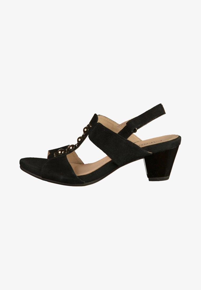 Caprice - Sandales - black