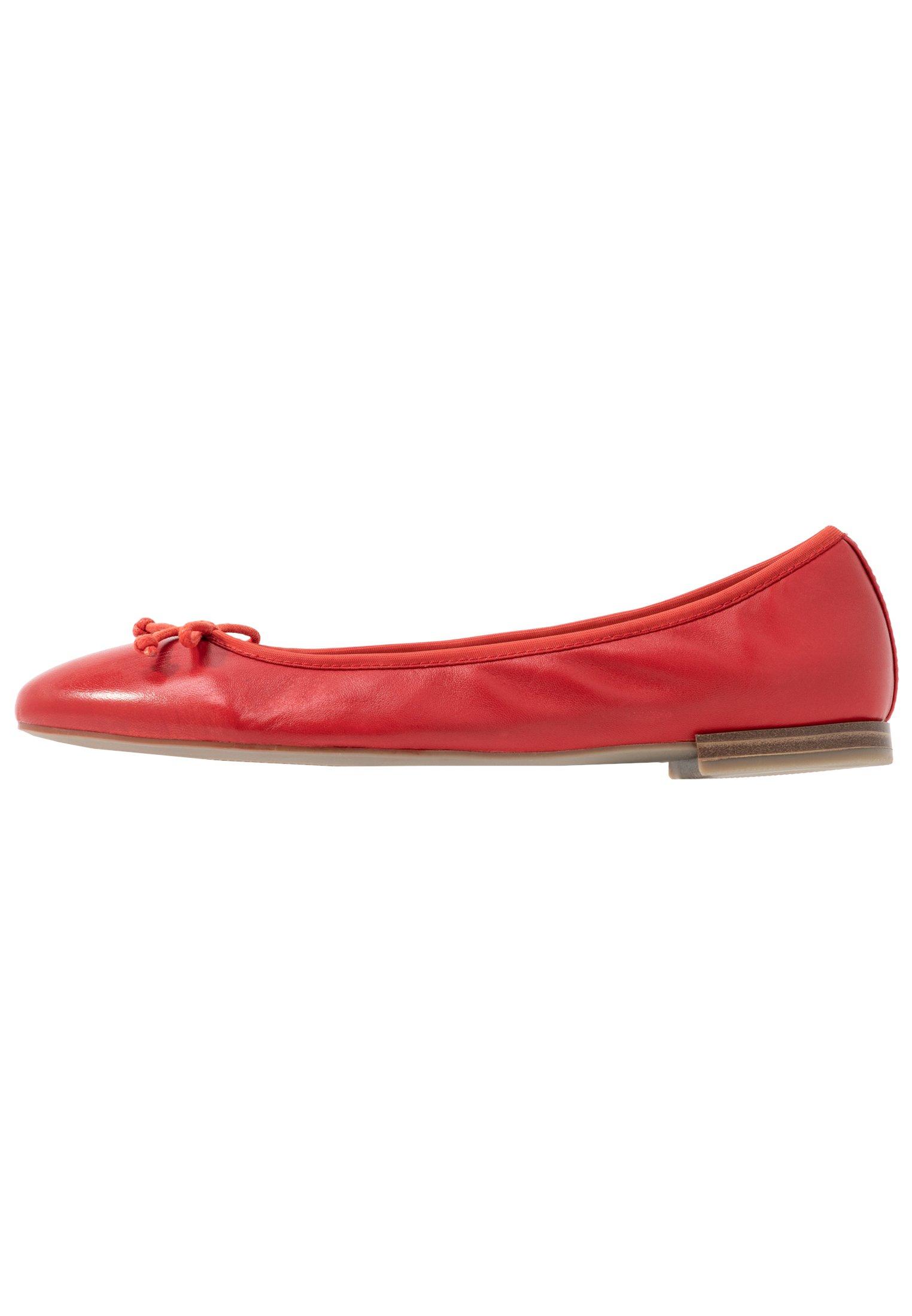 Caprice Ballerina - red