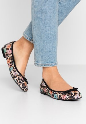 Ballet pumps - multicolor
