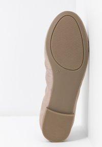 Caprice - Ballet pumps - light gold metallic - 6