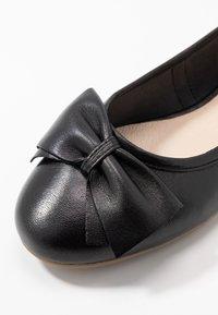 Caprice - Ballerines - black - 2