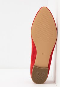 Caprice - Ballet pumps - red - 6