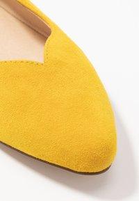 Caprice - Bailarinas - yellow - 2