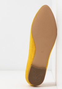Caprice - Bailarinas - yellow - 6