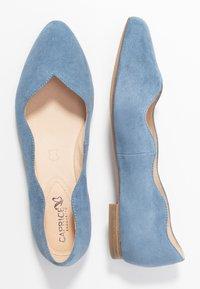 Caprice - Ballerina's - blue - 3