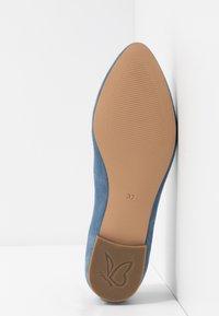 Caprice - Ballerina's - blue - 6