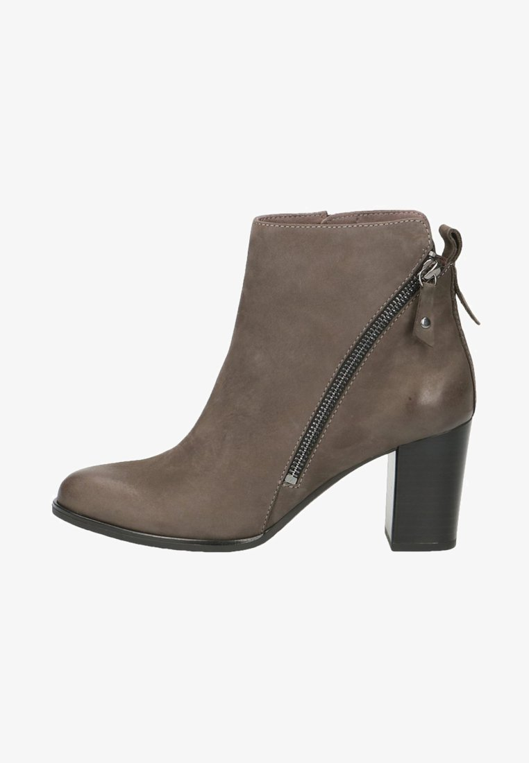 Caprice - Classic ankle boots - gray