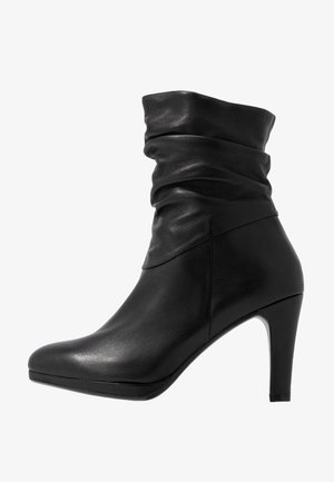 BOOTS - High Heel Stiefelette - black
