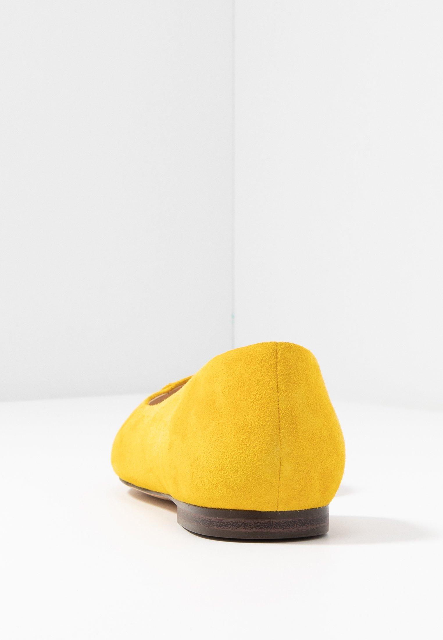 Caprice Ballerines - yellow