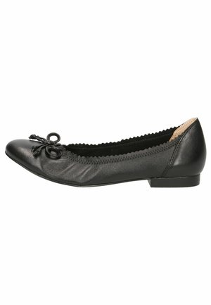 Ballet pumps - black nappa