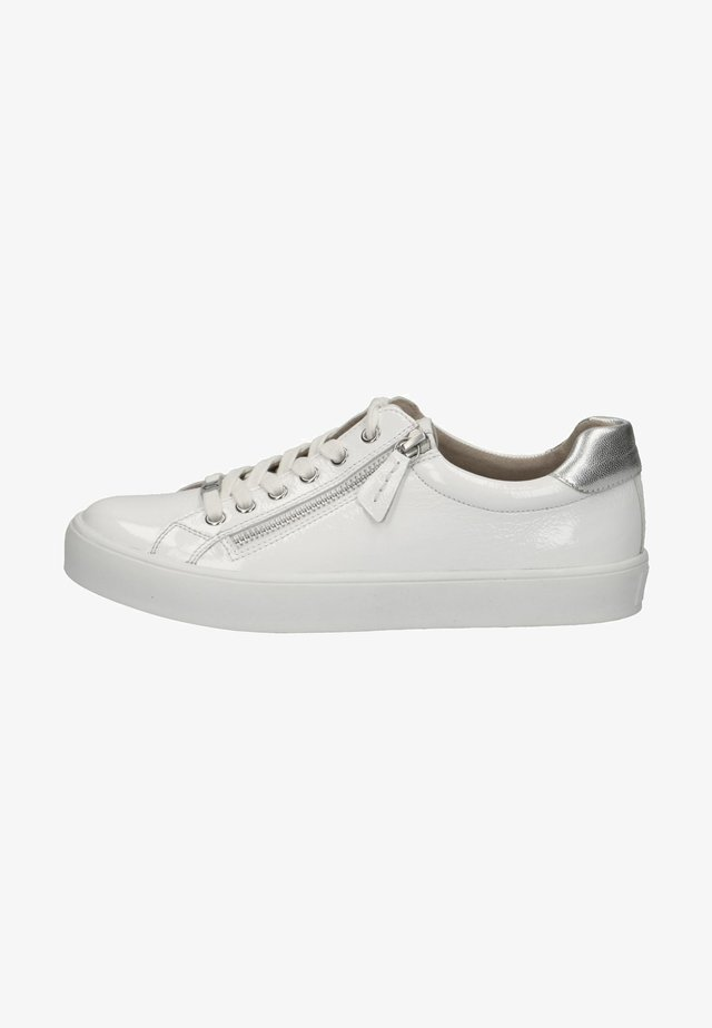 SNEAKER - Sneakers laag - white/silver