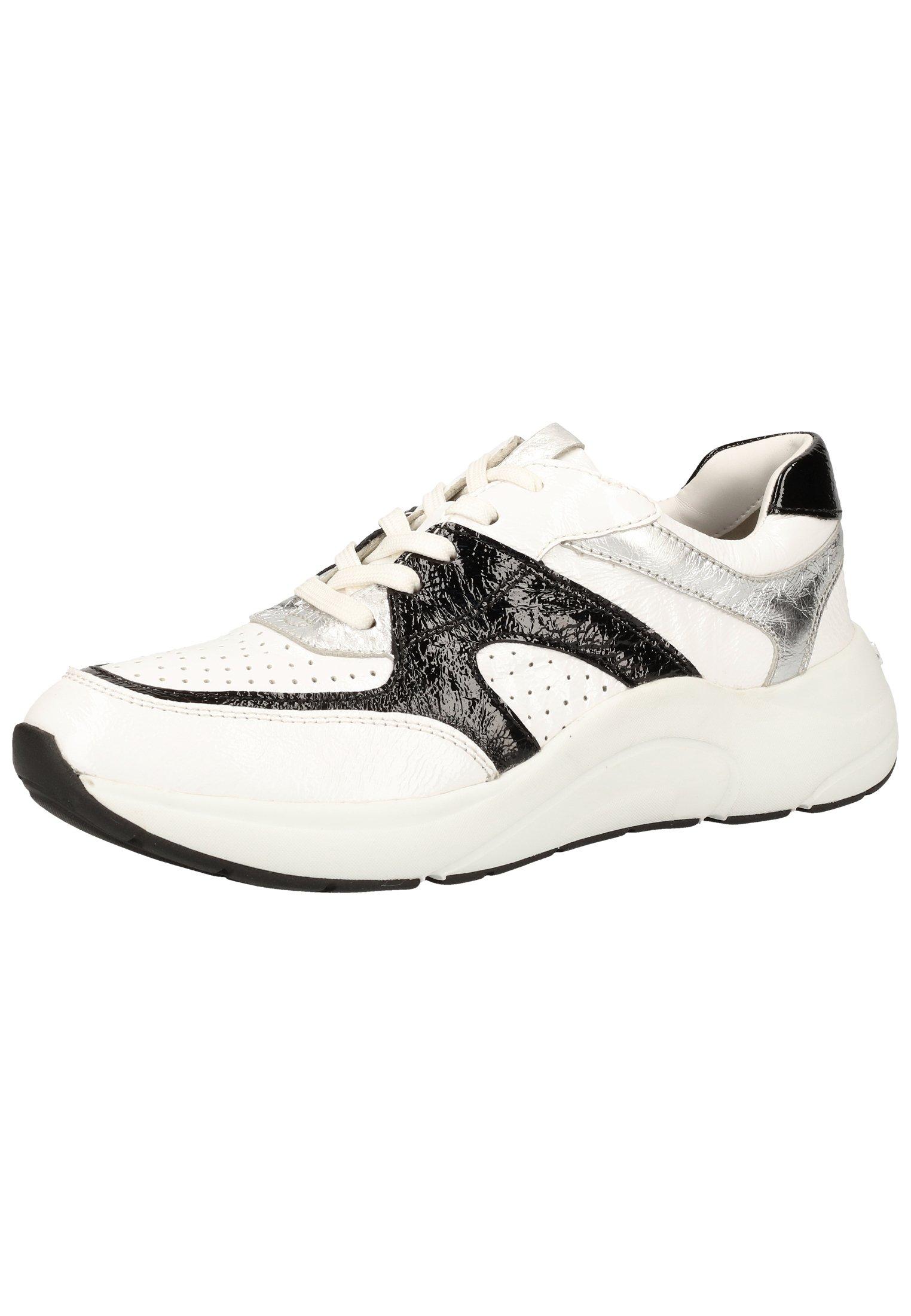 Caprice Sneakers - white/black