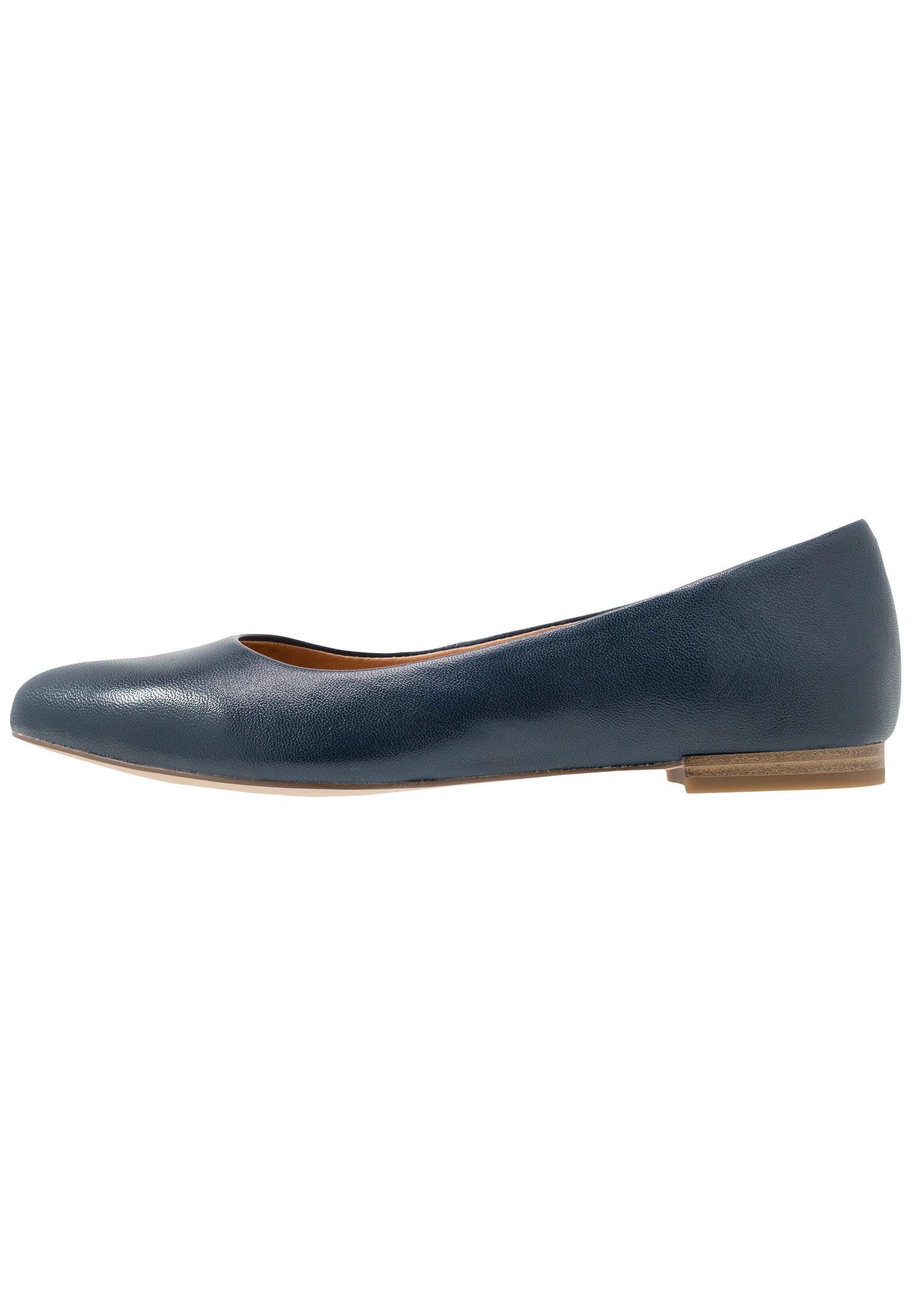 Klassischer Ballerina blue