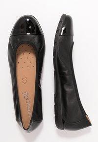 Caprice - Ballet pumps - black - 1