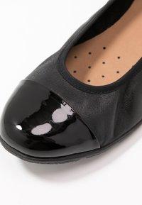 Caprice - Ballet pumps - black - 5
