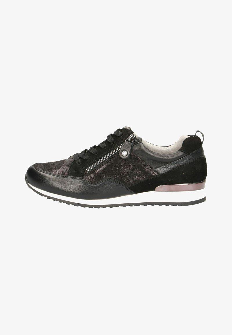 Caprice - SNEAKER - Sneaker low - black