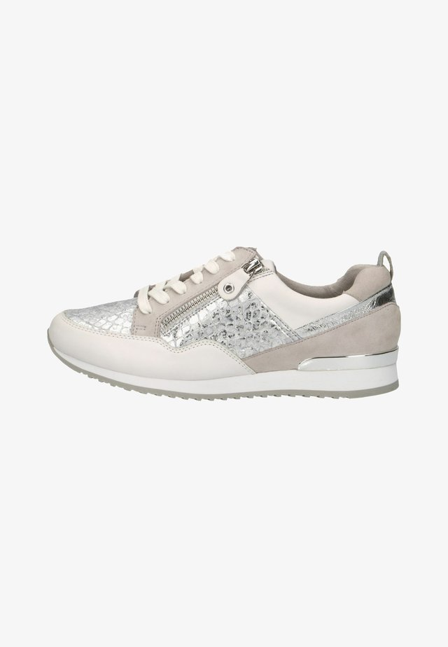 SNEAKER - Sneakers - silver/white