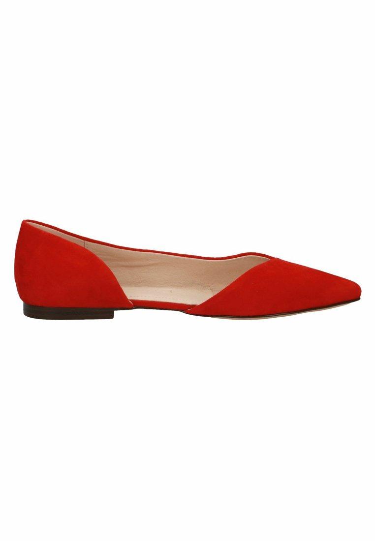 Caprice Ballerina - Ballerines Red