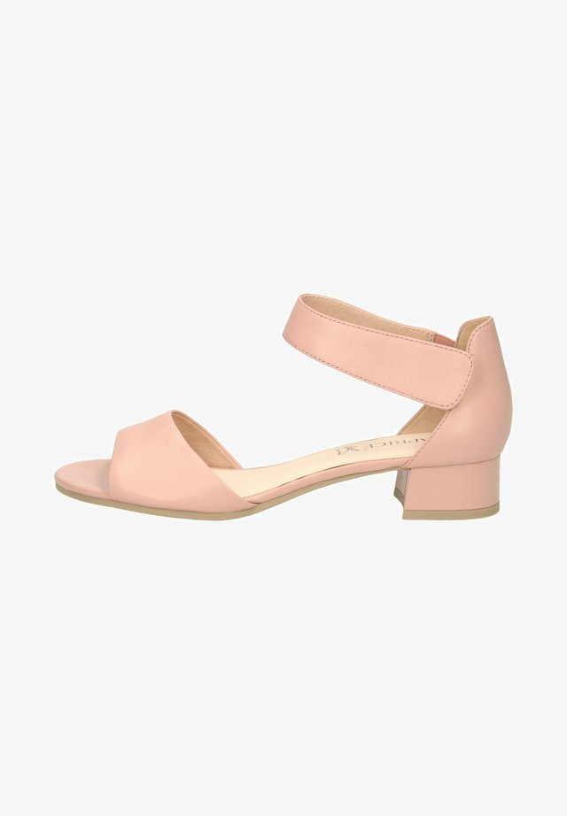 WOMS - Sandals - rose perlato