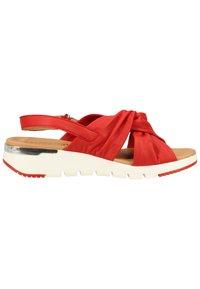 Caprice - Sandals - red softnappa 525 - 6