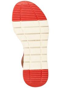 Caprice - Sandals - red softnappa 525 - 2