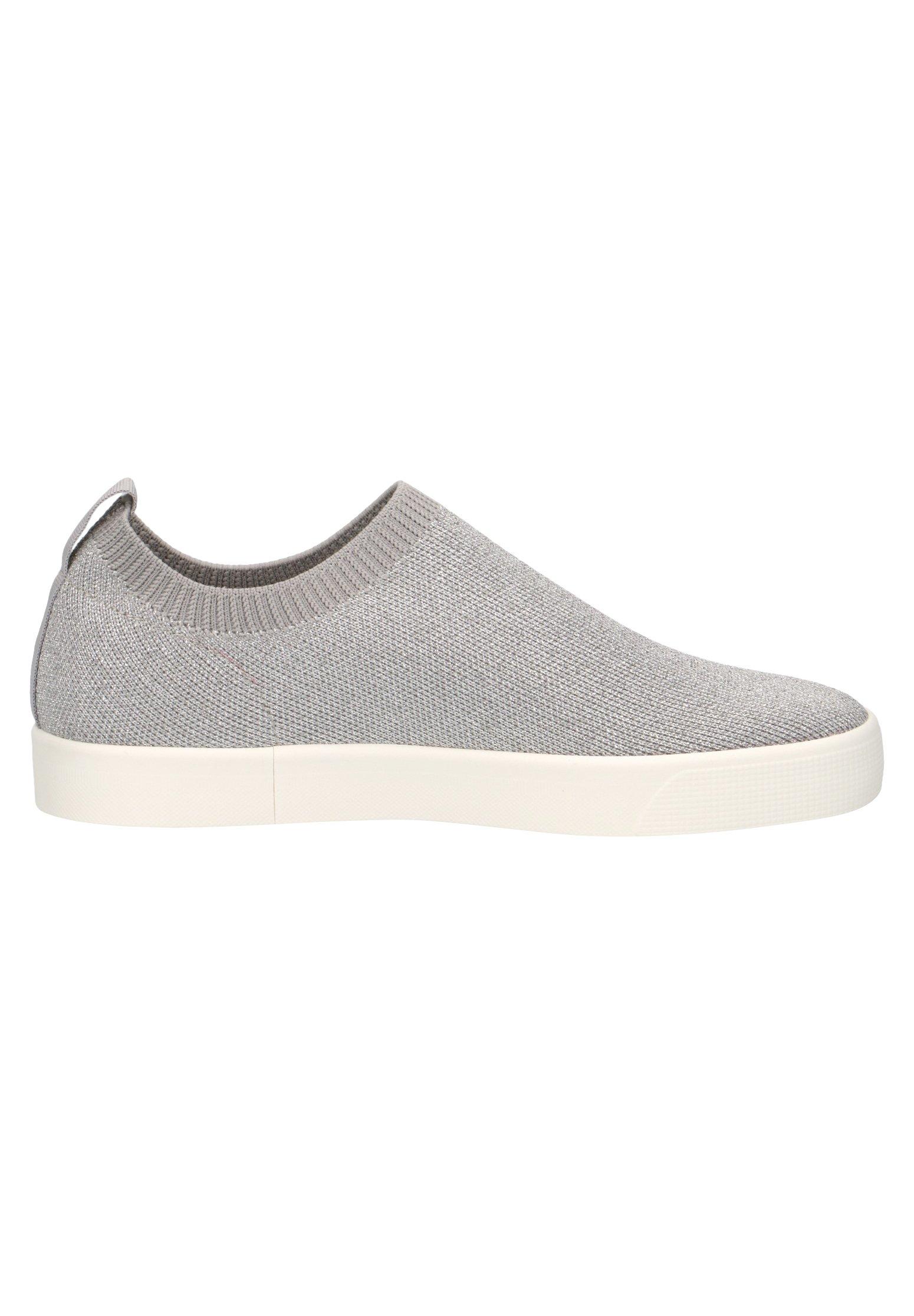 Caprice Baskets basses - lt grey knit