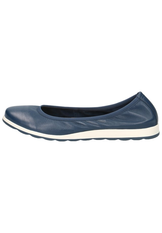 Ballet pumps - ocean softnap.