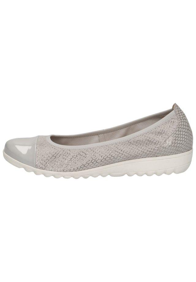 Ballerinat - lt grey comb