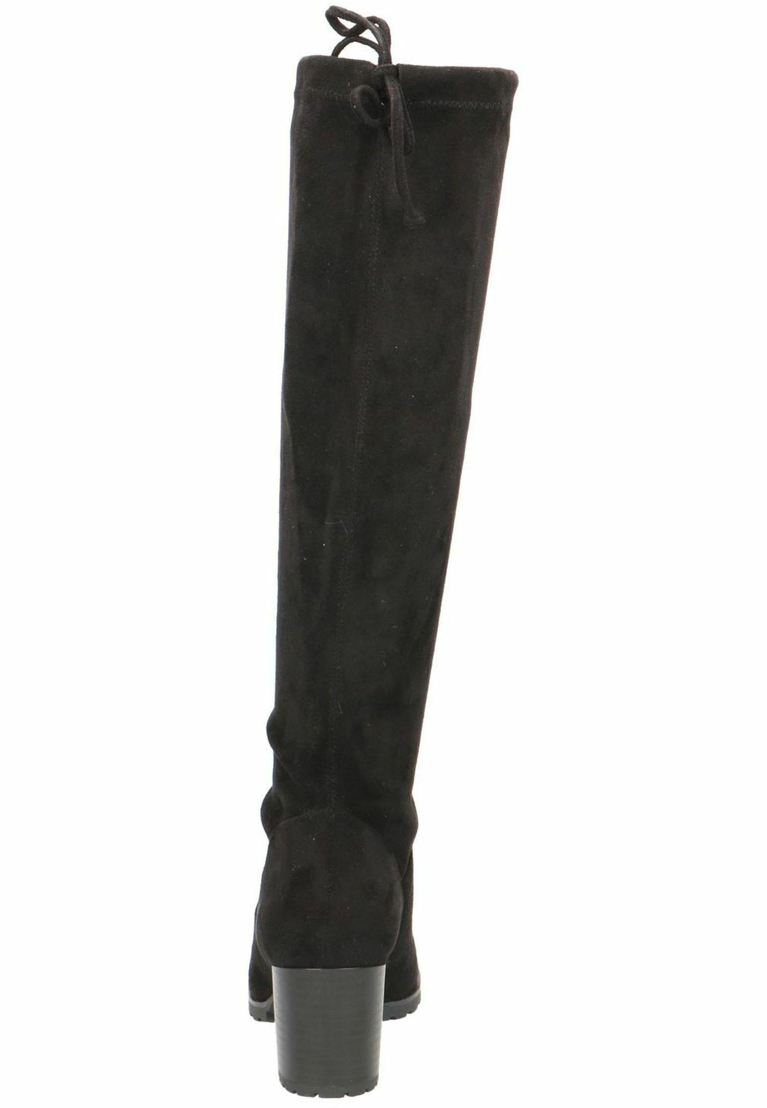 Klassiska stövlar black stretch