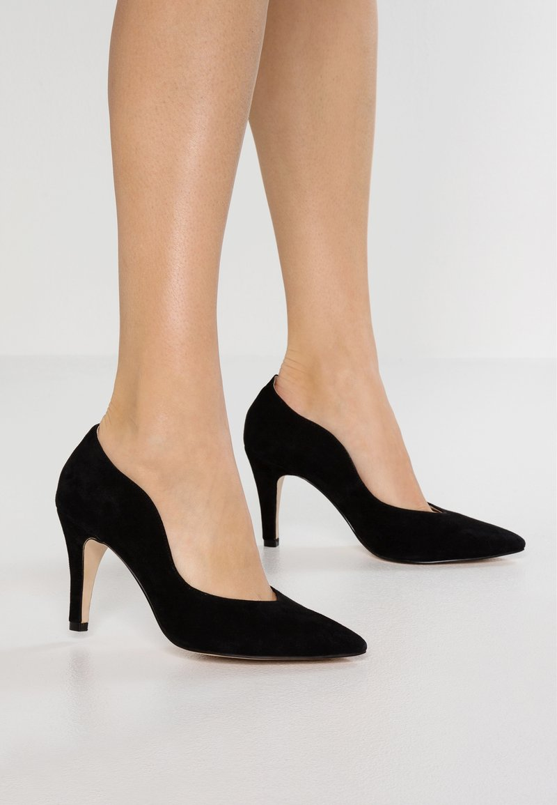 Caprice - High heels - black