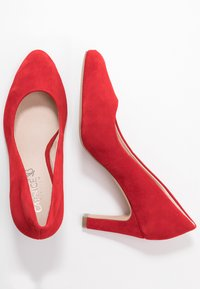 Caprice - Klassiske pumps - red - 3