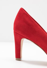 Caprice - Klassiske pumps - red - 2